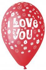 ballons saint valentin en sachet
