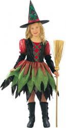 Costume Sorcière des bois pas cher