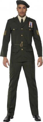 Déguisement Officier De Guerre Homme