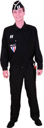 Déguisement Police Nationale Homme