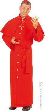 Déguisement Cardinal luxe