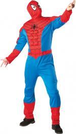 Déguisement Spiderman Muscle Homme