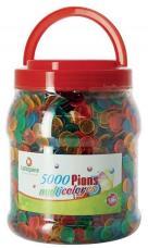 boite de 5000 pions de loto