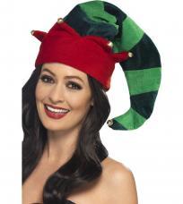 chapeau elfe peluche