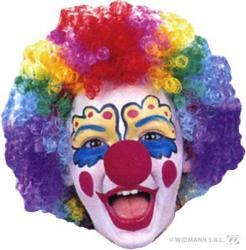 Perruque Clown Enfant pas cher