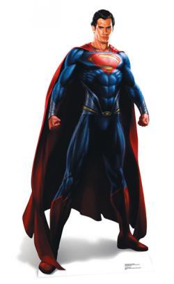 Figurine géante Superman Man Of Steel