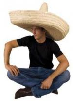 Déguisements Chapeau Sombrero Mega