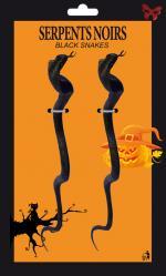 Déguisements Serpents noirs halloween