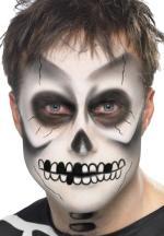 Déguisements Maquillage Squelette Homme