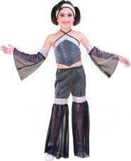 costume starlette noir pour enfant