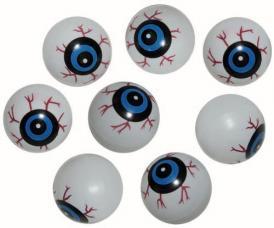 decoration oeils en plastique