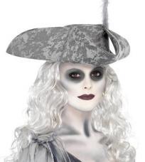 maquillage fantome femme halloween