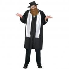 deguisement rabbin