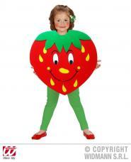 deguisement fraise enfant