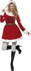 Costume Mère Noël jupe pas cher