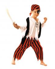 deguisement Pirate enfant moussaillon