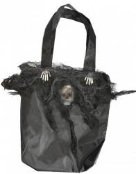 Sac Halloween Squelette pas cher