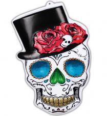 decoration squelette dia de los muertos