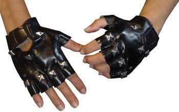 gants de rockeur