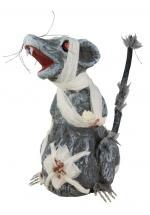 Décoration Rat Zombie