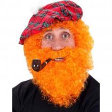 perruque et barbe Irlandais