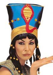 Coiffe Reine Egyptienne pas cher