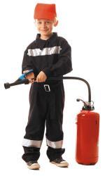 Déguisement pompier garçon pas cher