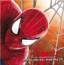 serviettes anniversaire spiderman