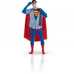 Déguisement Seconde Peau Superman pas cher