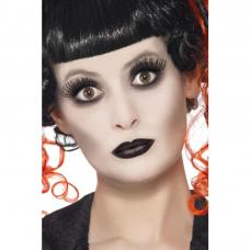 maquillage gothique halloween