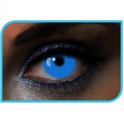 Lentilles blue