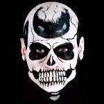 Déguisements Prothèse Latex Bouche de Squelette