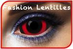 Lentilles Noir/Rouge