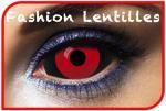 Lentilles Rouge/Noir