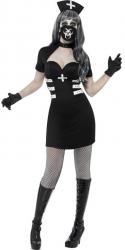 Déguisement Halloween Femme Infirmière Asilium pas cher