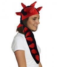 coiffe de dragon adulte