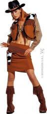 deguisement western pour femme
