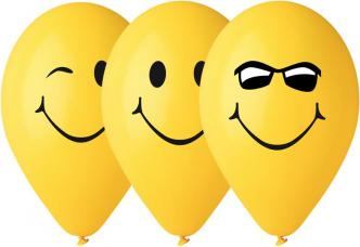 Ballons Smile en Latex