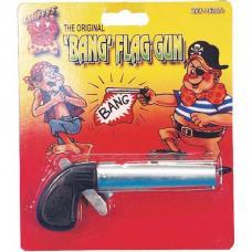 pistolet drapeau bang