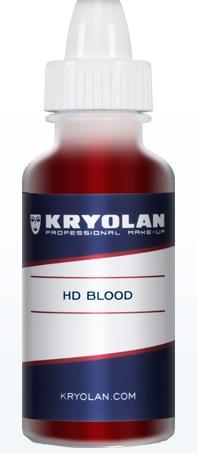 Faux Sang HD Blood Kryolan 15 Ml