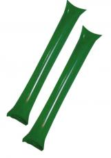clap clap gonflable vert