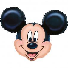 ballon tete de mickey mouse
