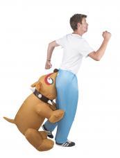 deguisement gonflable chien
