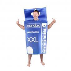 deguisement boite de preservatif
