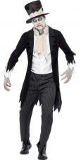 costume zombie marie de la mort