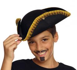 tricorne pirate enfant