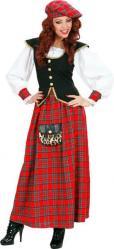 Déguisement femme écossaise pas cher