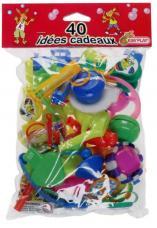 sachet de 40 jouets pinata