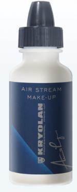 Déguisements Fard Kryolan Air Stream Iridescent Pearl Gold 15 ml