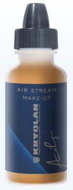 Déguisements Fard Kryolan Air Stream Iridescent Golden Dune 15 ml